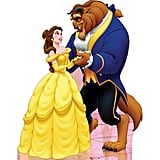 Belle and Beast Life Size Cardboard Standup
