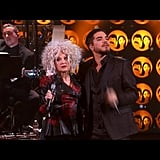 "Lauper and Lambert Perform ""I Got You Babe"""