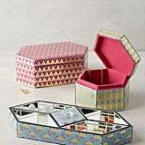 Geometrique Storage Collection ($48-$58)