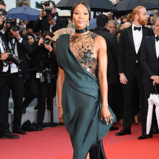 How Does Naomi Campbell Work Out?