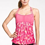 The bright-pink hue and flattering lines of this Zella Strappy Babydoll Top ($48) make it an activewear top you can rock at the gym or run around in during the day.