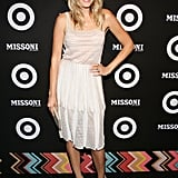 Malin Akerman celebrated Missoni for Target.
