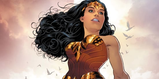 Wonder Woman Is Officially Queer