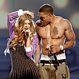 Pictured: Fergie and Nelly