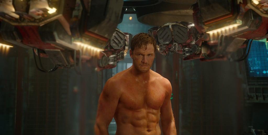 Chris Pratt in Guardians of the Galaxy GIFs