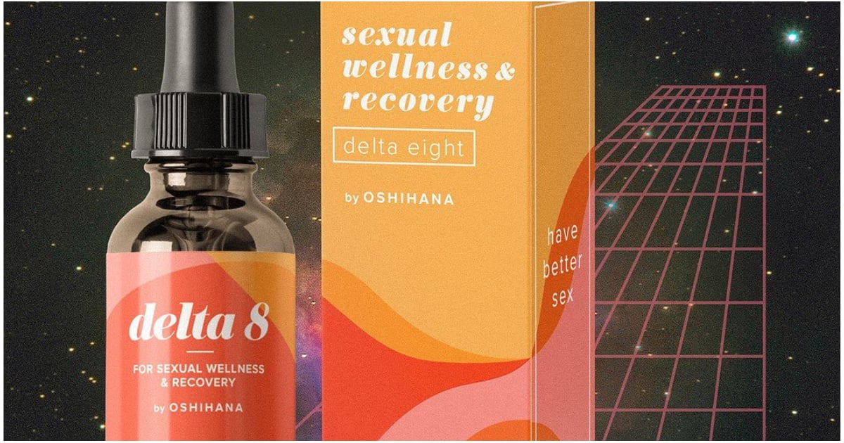 I Took an Intimacy Ingestible With Delta-8, and It Made My Connection With My Partner So Intense