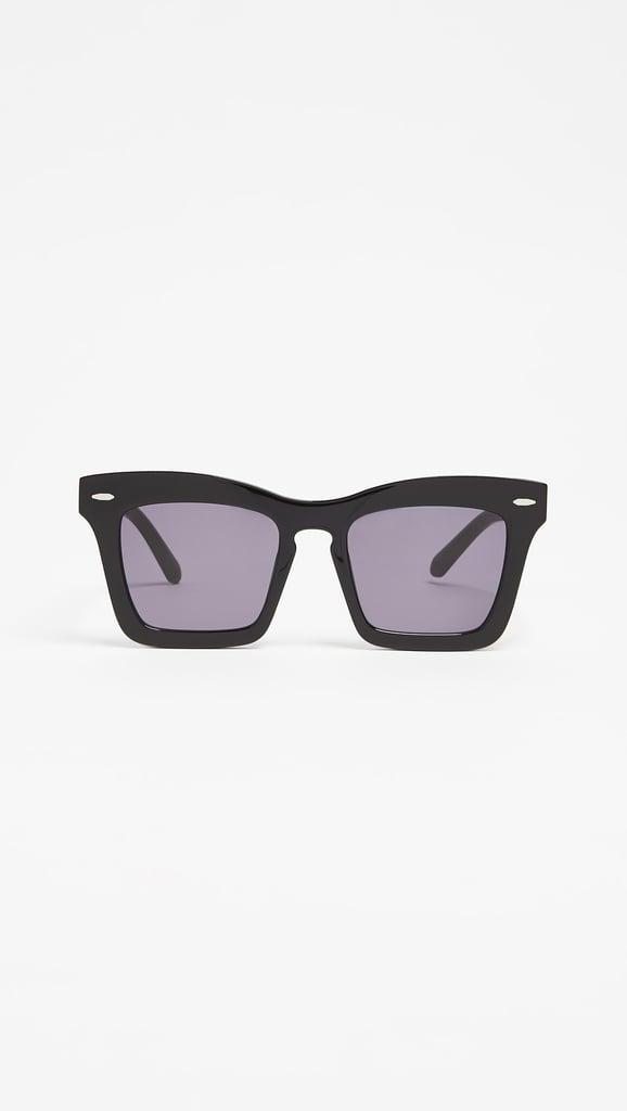 d5f94f53cc46 Karen Walker Banks Sunglasses. Share This Link