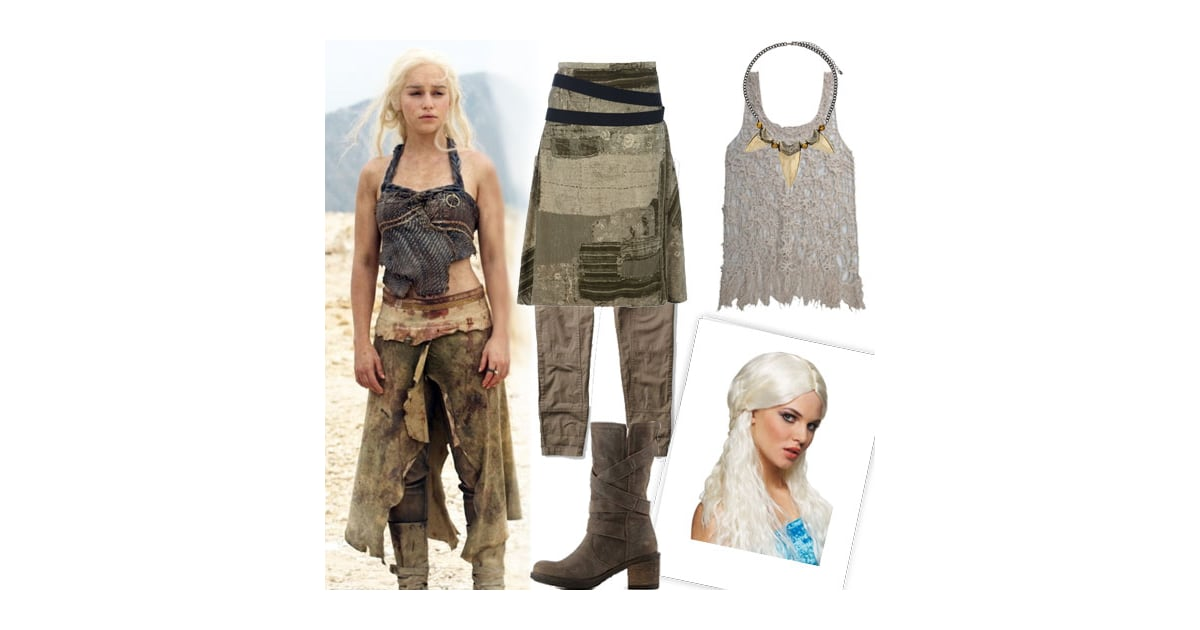 Daenerys Targaryen Halloween Costume - POPSUGAR Fashion