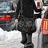 Sandra Bullock Steps Out in NYC While Award Season Rolls On