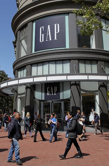 Free Gap Jeans With Facebook Places Check-In