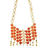 Calypso Loves Dannijo Big Bib Necklace With Tassle ($525)