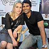 Piper Perabo and Sendhil Ramamurthy
