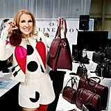 Celine Dion's Accessories Collection 2017
