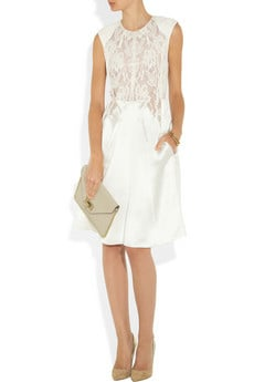 Dress, approx $2,552, Nina Ricci at NET-A-PORTER.