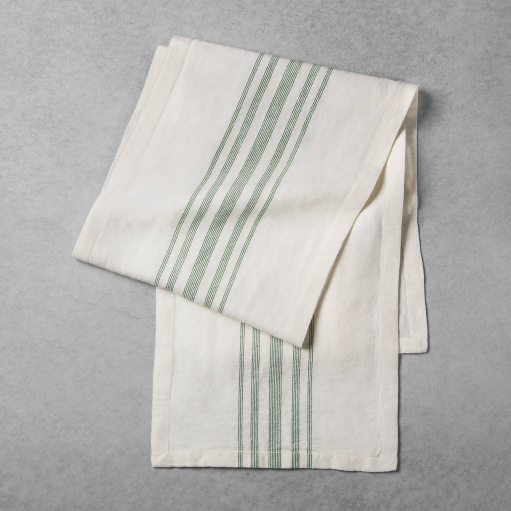 Hearth & Hand With Magnolia Striped Woven Table Runner