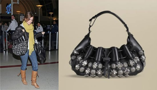 Rachel Bilson's Burberry Warrior Bag: Love It or Hate It?