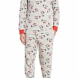 Nordstrom Men's Shop Family Father Thermal Pajamas