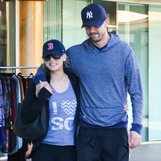 Kaley Cuoco and Ryan Sweeting Go on a Prewedding Date
