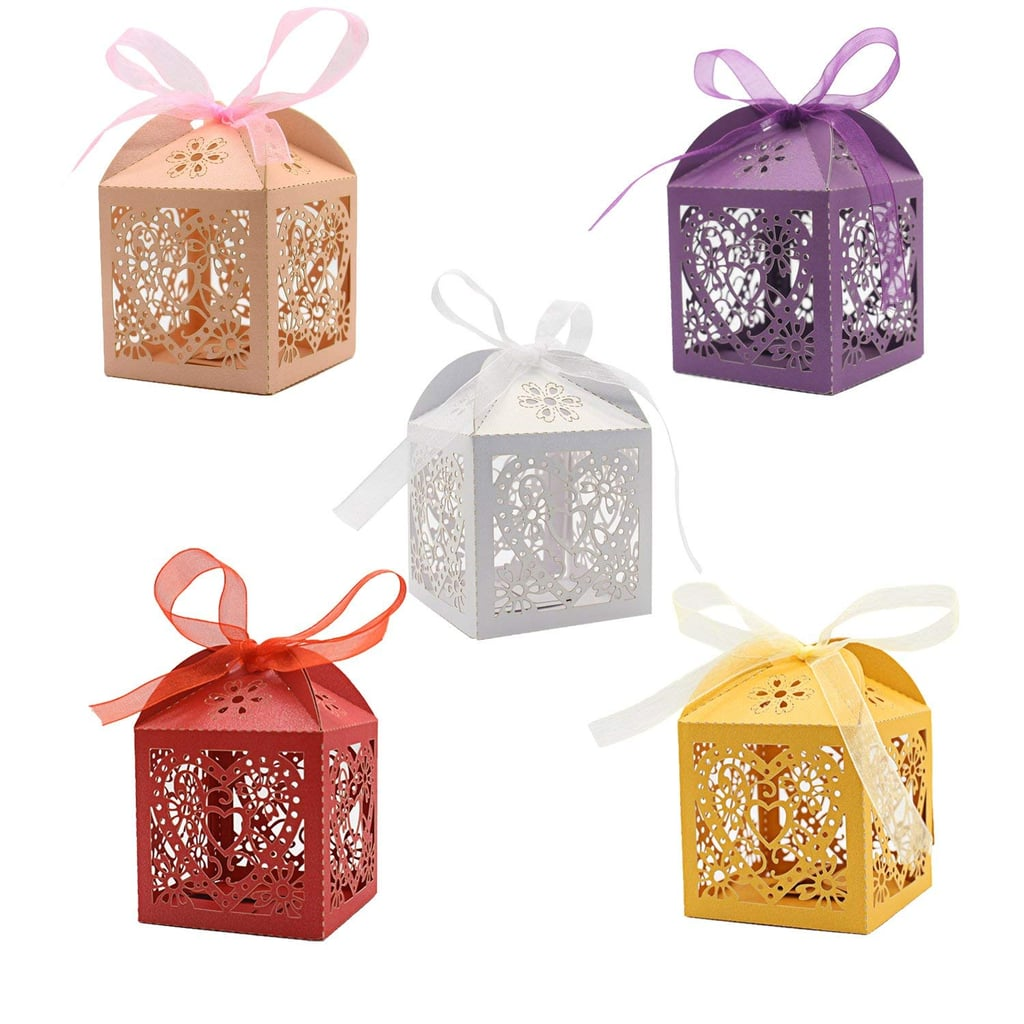 Candy Boxes Best Wedding Favours From Amazon Popsugar Australia