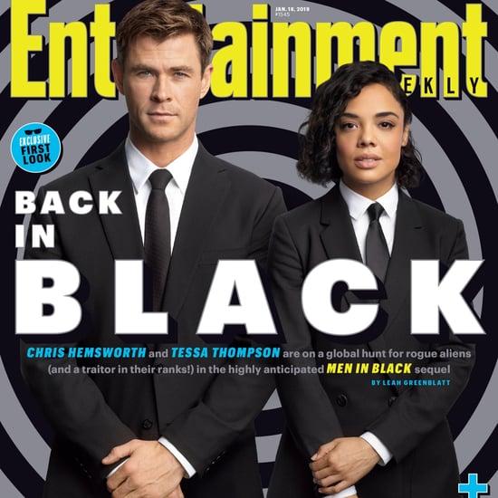 Men in Black International Entertainment Weekly Cover 2019