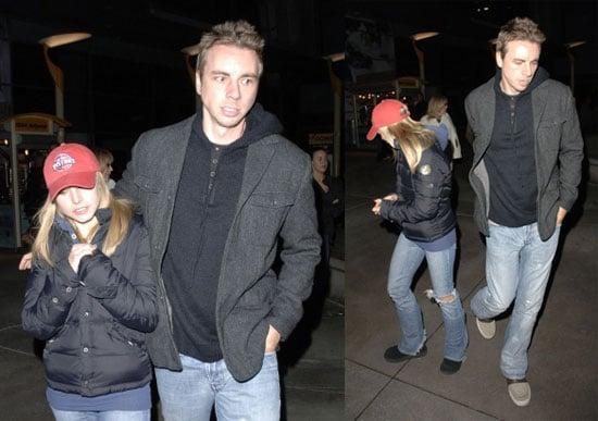 Dax Shepard and Kristen Bell Dating