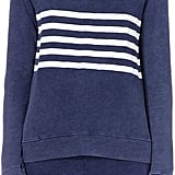Sundry Striped Jersey Sweatshirt ($185)