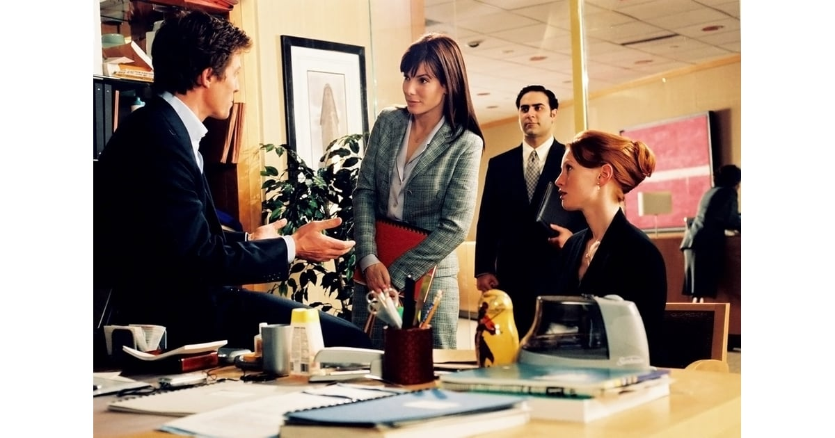 Two Weeks Notice 2002 50 Films That Are Perfect For Your Next Solo Movie Night Popsugar Entertainment Photo 38