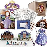 Sofia the First Showbag ($10) Includes:  Necklace  Cardmaking set  Photo frame