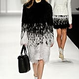 Degrade fur at J. Mendel.