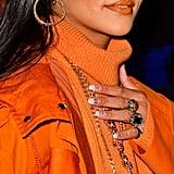 Rihanna's Fenty Nail Art