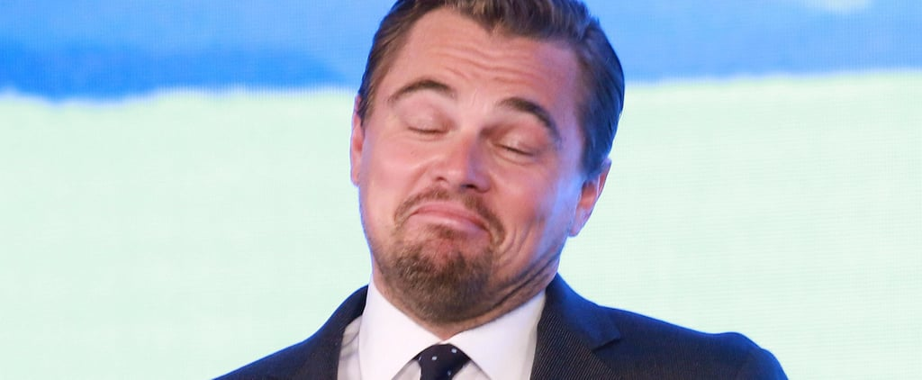 25 Times Leonardo DiCaprio Gave You Stomach Cramps From Laughing Too Hard