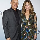 Tom Hanks and Rita Wilson Celebrate Their New Film, and Show Us What True Love Looks Like
