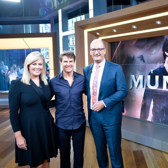 Tom Cruise Confirms Top Gun 2 on Sunrise Video