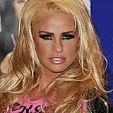 Katie Price Promotes and Focuses on Fundraising