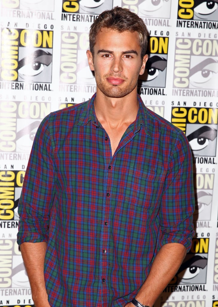 Hottest New Crush: Theo James