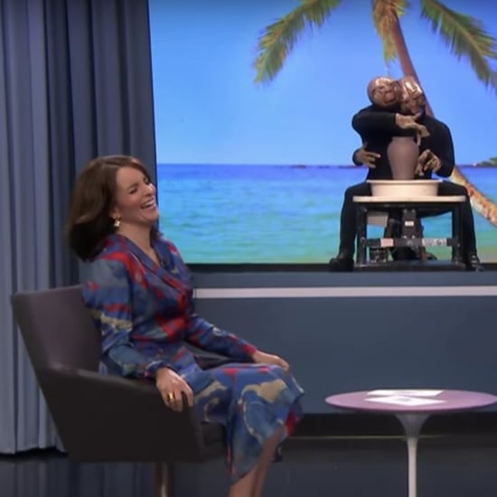 Tina Fey Playing What's Behind Me? on Jimmy Fallon Video