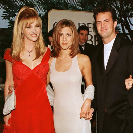Cast of Friends at Award Shows