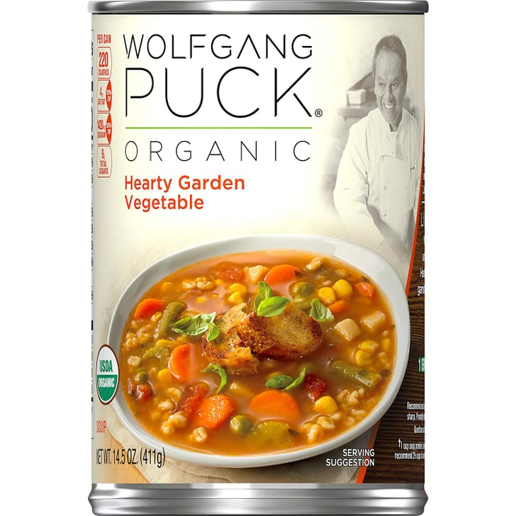 Wolfgang Puck Organic Hearty Garden Vegetable Soup Best