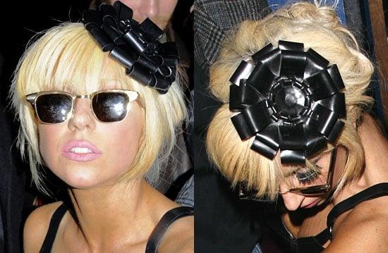 Lady GaGa Hair 2009-01-29 04:30:00