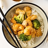 Ginger Honey Chicken with Broccoli