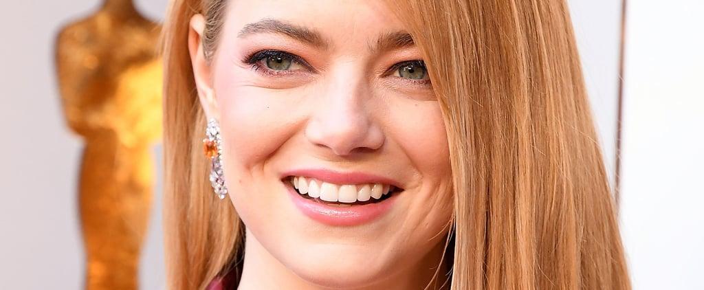 The Secret to Emma Stone's Oscars Glow? A New Kiehl's Product!