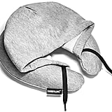 HoodiePillow Brands Inflatable Travel Hoodie Pillow