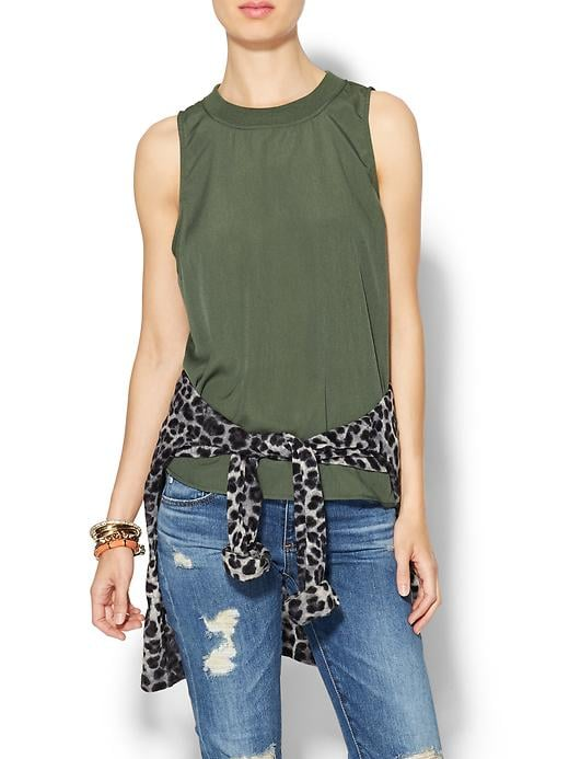 Piperlime Collection Shell Top