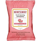 Feb. 20: 50% Off Burt's Bees Facial Cleansing Towelettes