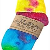 Maggie's Functional Organics Anklet Tie Dye Infant Crew Sock