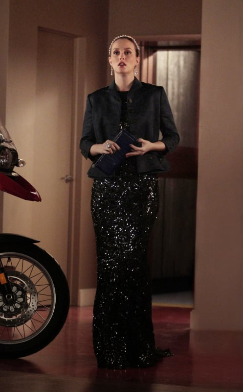 Black Tie Really Means Fully Sequined