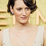 Phoebe Waller-Bridge's Supershort Layered Bob at the Emmys 2019