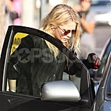 MK Olsen Out in LA