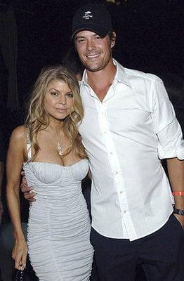 Fergie and Josh Got Married!