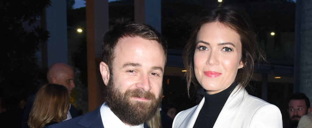 Mandy Moore and Taylor Goldsmith Welcome First Child